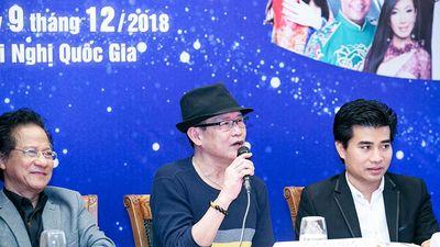 Tuấn Vũ, Chế Linh ngẫu hứng hát ở Hà Nội