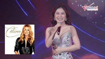 Hương Tràm khoe chất giọng khủng khi hát lại siêu phẩm của Celine Dion