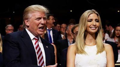 Tổng thống Mỹ bác bỏ cáo buộc nhằm vào con gái Ivanka Trump