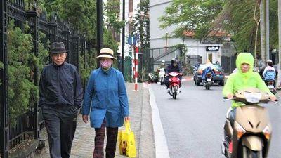 Gió mùa đông bắc về, thời tiết 10 ngày tới ở Hà Nội ra sao?