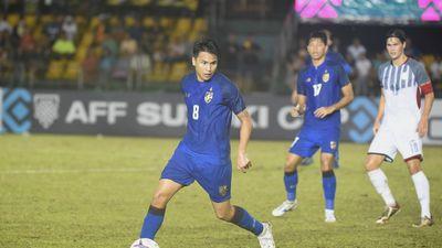 Thái Lan chật vật thủ hòa Philippines, chưa chắc vé bán kết AFF Cup