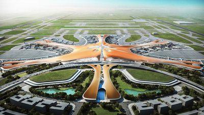 Sân bay lớn nhất và bận rộn nhất thế giới sắp khánh thành ở Trung Quốc