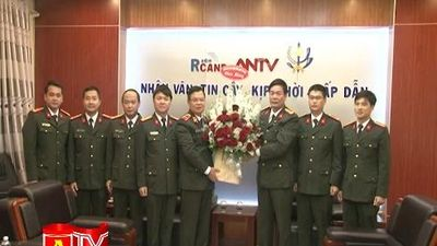Truyền hình ANTV phối hợp tốt với CATP Hà Nội trong công tác tuyên truyền, phổ biến pháp luật