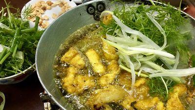 Văn hóa Hà Nội qua ống kính CNN: Chả cá Lã Vọng