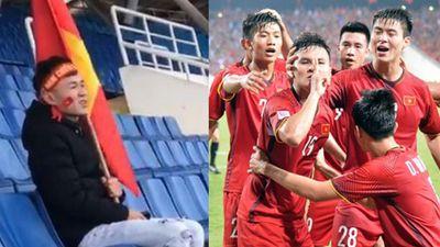 Nam thanh niên vào sân Mỹ Đình xem Việt Nam - Malaysia vì nhầm lịch