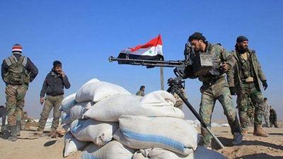 Quân đội Syria tấn công vũ bão quyết 'quét sạch' phiến quân IS