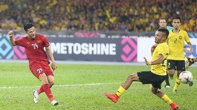 Việt Nam 1-0 Malaysia: ngay trên sân Bukit Jalil