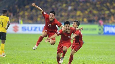Xem lại bàn thắng ấn tượng nhất của Huy Hùng và Đức Huy trong trận CK lượt đi Việt Nam - Malaysia