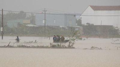 Mưa lũ làm 4 người chết và mất tích, hơn 2 vạn nhà bị ngập