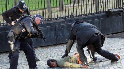 Tòa nhà Quốc hội Anh bị phong tỏa, cảnh sát bắt 'kẻ đột nhập'