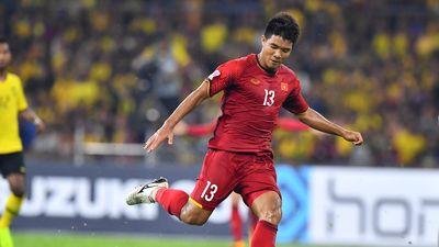 HLV Triệu Quang Hà: 'Đức Chinh là tương lai của bóng đá Việt Nam'