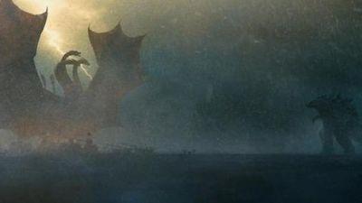 Godzilla đánh nhau hoành tráng với Rồng ba đầu trong trailer mới