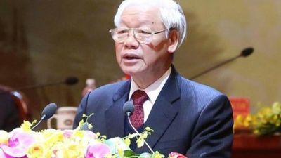 Clip: Tổng Bí thư, Chủ tịch nước Nguyễn Phú Trọng phát biểu tại Đại hội đại biểu toàn quốc Hội NDVN