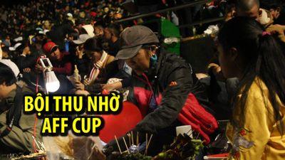 Bánh tráng nướng, sữa đậu nành Đà Lạt lại 'thắng to' nhờ chung kết AFF Cup