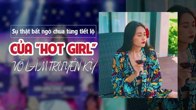 Sự thật bất ngờ chưa từng tiết lộ của 'Hot girl' Võ lâm truyền kỳ