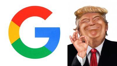 Nghị sĩ Mỹ thắc mắc vì sao tìm 'kẻ ngốc' trên Google lại ra hình... ông Trump