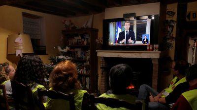 Phe Áo vàng: 'Bài diễn văn hay, nhưng tôi không tin tổng thống'
