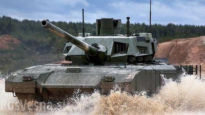 Hiện đại hóa xe tăng Liên Xô, phải chăng Nga không có tiền phát triển Armata?