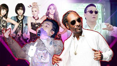Trước Sơn Tùng MTP, huyền thoại làng rap thế giới Snoop Dogg từng dòm ngó thị trường châu Á rất nhiều lần