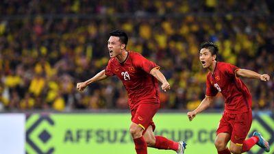 Nguyễn Huy Hùng - tiền vệ vượt qua sự hoài nghi để tỏa sáng ở AFF Cup