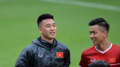 Tiền vệ Huy Hùng: 'Chúng tôi sẽ tập trung hơn vào tình huống cố định'