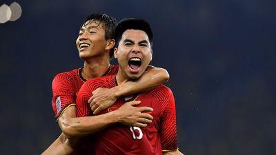 Hậu vệ Malaysia: 'Việt Nam xứng đáng có hai bàn thắng ở lượt đi'