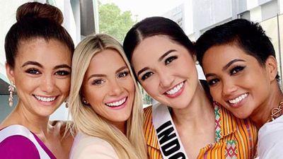Hoa hậu Mỹ bị dân mạng 'tấn công' vì chê tiếng Anh của H'Hen Niê