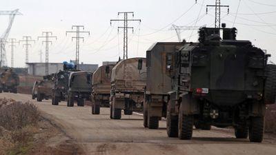 Hết kiên nhẫn Thổ Nhĩ Kỳ sắp đánh lớn ở mặt trận Đông Bắc Syria