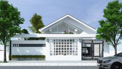 10 mẫu nhà đẹp 2019 chi phí từ 300 - 500 triệu đồng