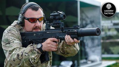Truyền thông Mỹ lo ngại 'siêu súng' của Đặc nhiệm Nga