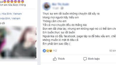Phó nháy tung tin cô gái lộ clip sex 22 phút uống thuốc trừ sâu tự tử
