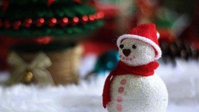 Clip: Cách làm người tuyết cực đáng yêu đón Giáng sinh