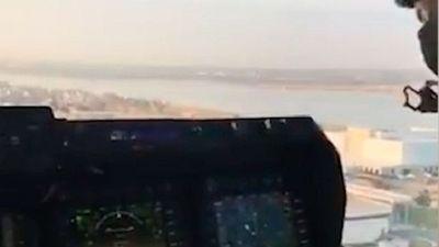 Đăng video quay trong buồng lái Marine One, Đệ nhất phu nhân Melania bị chỉ trích