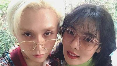 Clip hot nhất hôm nay từ E'Dawn và HyunA: Bạn về team rung rinh hay khó chịu?