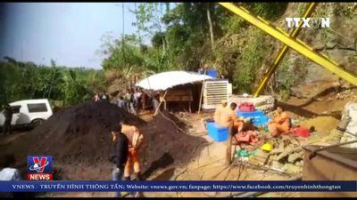 Ngập mỏ than ở Ấn Độ