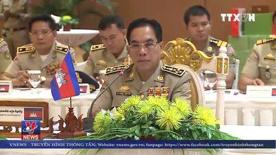 Việt Nam - Campuchia tăng cường phòng chống tội phạm xuyên quốc gia