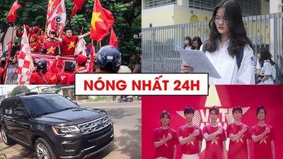 Việt Nam vô địch AFF Cup 2018 được tìm kiếm nhiều nhất 24h