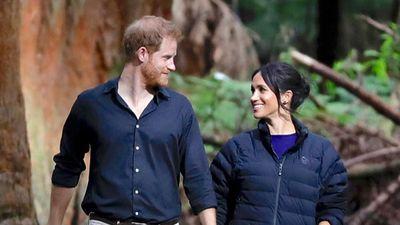 Khoảnh khắc ấn tượng nhất của vợ chồng Hoàng tử Harry năm 2018