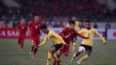 Việt Nam vô địch AFF Cup với niềm cảm hứng bất tận của Quang Hải