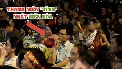 Tưởng không quan tâm, CĐV 'tỉnh' nhất Biên Hòa vẫn phải vỗ tay sung sướng khi Việt Nam vô địch