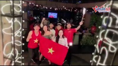 Dàn sao Việt tưng bừng mừng tuyển Việt Nam vô địch AFF Cup 2018 sau 10 năm