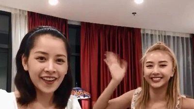 Chi Pu và Quỳnh Anh Shyn gây bất ngờ khi cover ca khúc Hongkong1