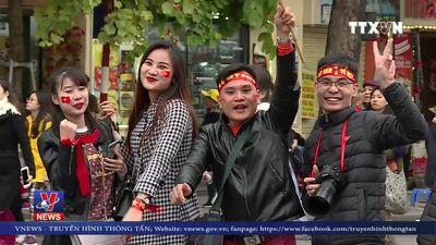 Cháy hết mình cho đội tuyển Việt Nam