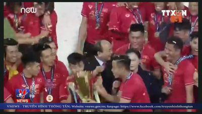 Những khoảnh khắc lịch sử của trận chung kết lượt về AFF Suzuki Cup 2018
