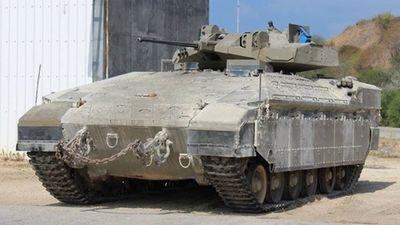 Siêu Thiết giáp Namer của Israel chấp đòn đánh từ mọi tên lửa