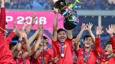 Tuyển Việt Nam vô địch AFF Cup và triệu con tim chung nhịp đập