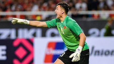 Những pha cứu thua nổi bật của Đặng Văn Lâm tại AFF Cup 2018