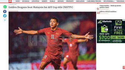 Ngạc nhiên cách Malaysia nói về chiến thắng của đội tuyển Việt Nam