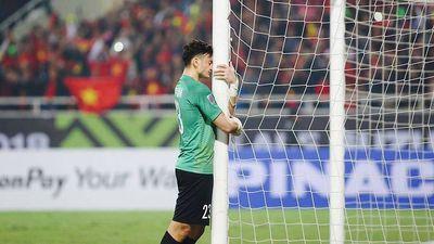 Tan chảy với màn ăn mừng của thủ môn Đặng Văn Lâm