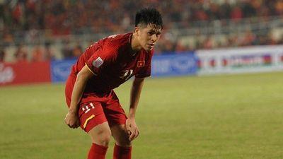 Đình Trọng phải sang Hàn Quốc phẫu thuật, đành chia tay đội tuyển và lỡ Asian Cup